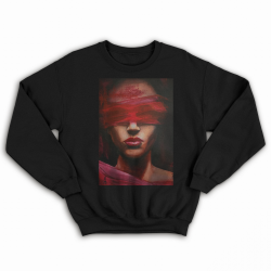 'LOVE IS BLIND' UNISEX SWEATSHIRT