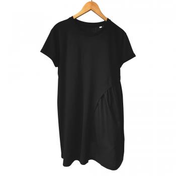 'SECRET THOUGHT' BLACK DRESS